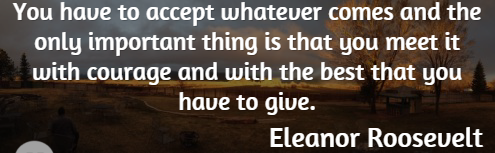 Best Quotes - Eleanor Roosevelt