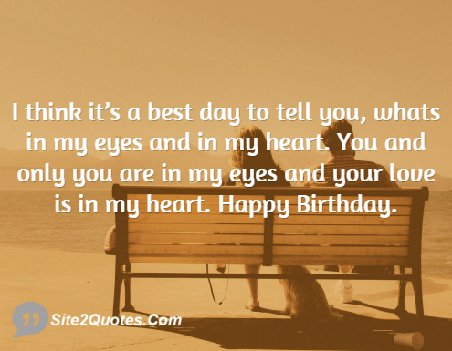 Birthday Wishes - Site2Quote