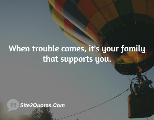 Family Quotes - Site2Quote