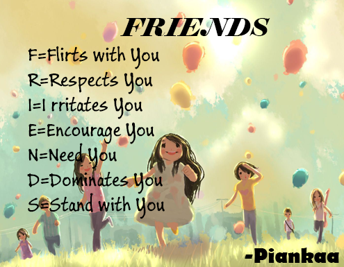 Friendship Quotes - Piankaa