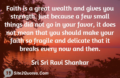 Good Quotes - Sri Sri Ravi Shankar