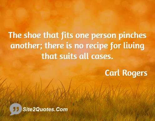 Life Quotes - Carl Rogers