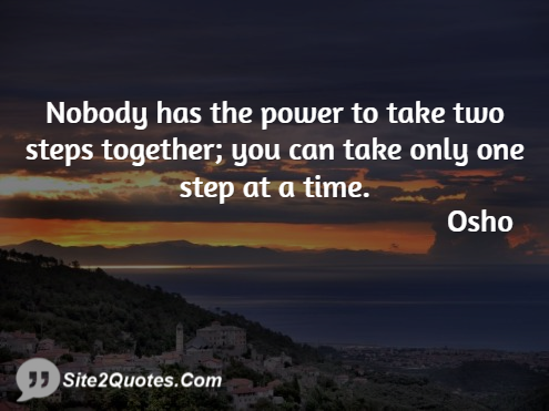Motivational Quotes - Osho