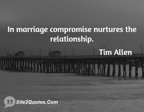 Relationship Quotes - Timothy Alan Dick