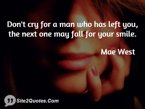 Smile Quotes - Mae West