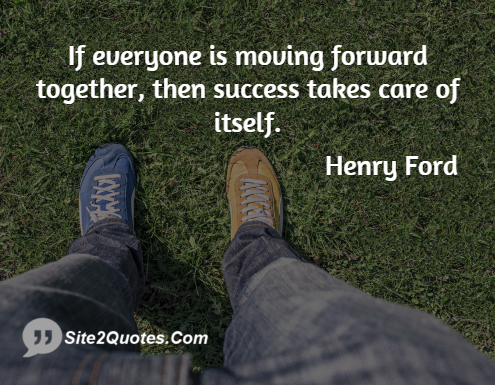 Success Quotes - Henry Ford