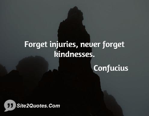 Famous Quotes - Confucius