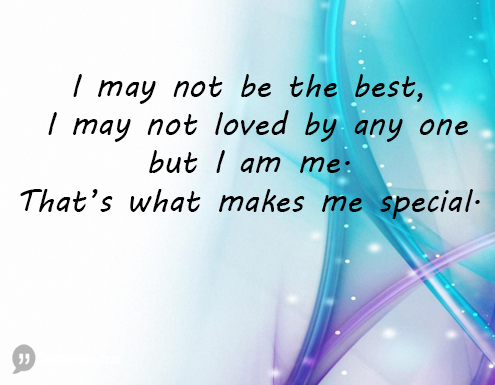I May Not Be the Best - Attitude Quotes - Site2Quote