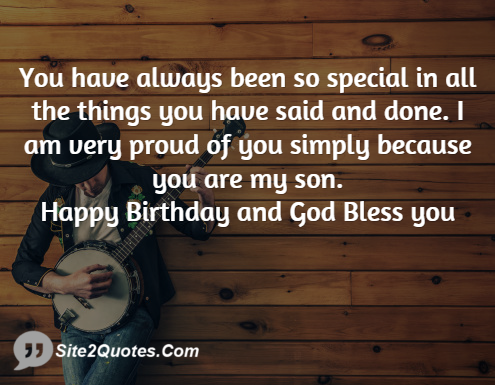 You Have Always Been So Special in All the Things - Birthday Wishes - Site2Quote