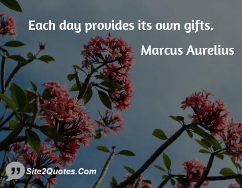 Inspirational Quotes - Annius Catilius Severus